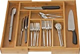 Home-it Expandable use for, Utensil Flatware Dividers-Kitchen Drawer...