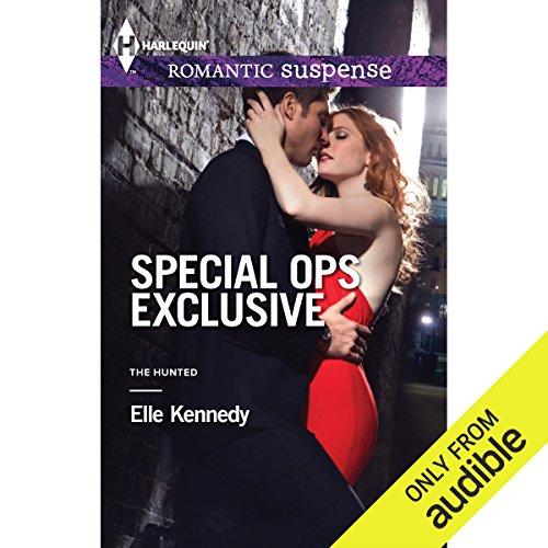 Special Ops Exclusive audiobook cover art