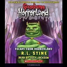 Escape from Horrorland: Goosebumps Horrorland #11