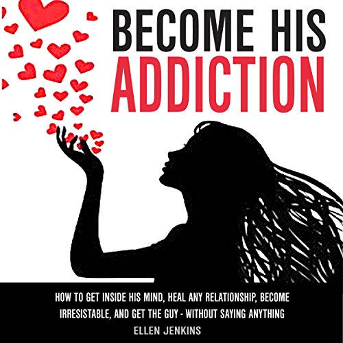 Become His Addiction audiobook cover art