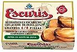 MEJILLONES ESCURIS EN ESCABECHE 6/8 R-120