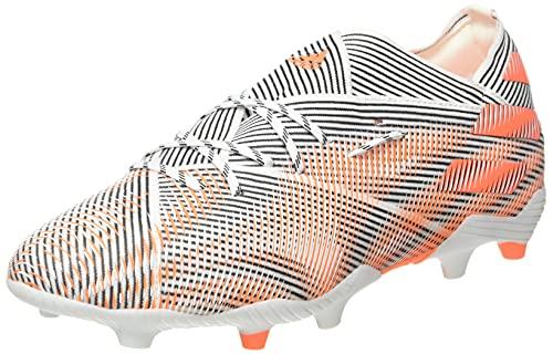 adidas Nemeziz .1 FG J,  Zapatillas de fútbol,  FTWBLA/NARCHI/NEGBÁS,  38 EU