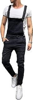 skinny jean overalls mens