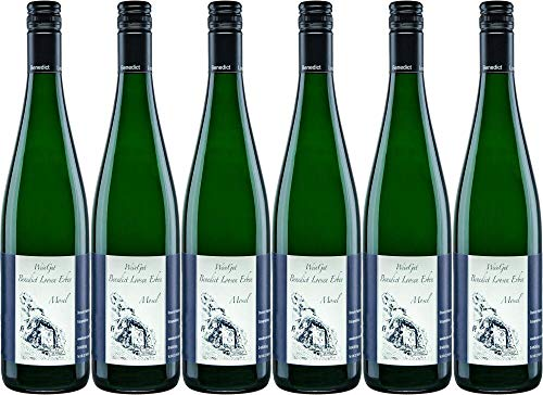 6x Ürziger Würzgarten Riesling Spätlese - Alte Reben 2009 - WeinGut Benedict Loosen Erben, Mosel - Weißwein