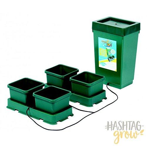 AutoPot Easy2Grow Hydrosystem mit 4 Töpfen, Bewässerungssystem