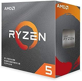 AMD Ryzen 5 3500X Procesador (6C/6T, caché de 35MB, 4.1 GHz MAX Boost)