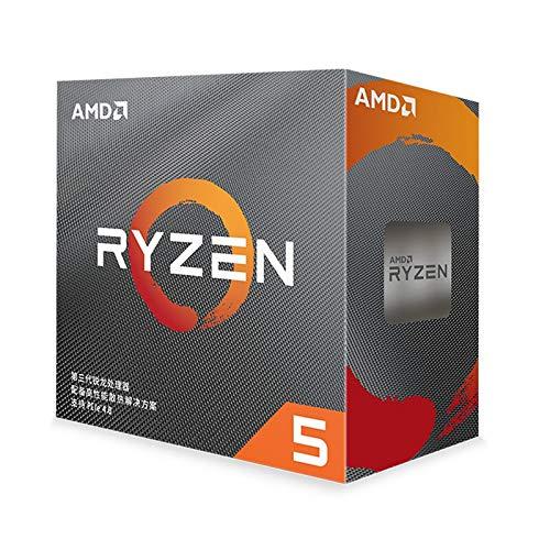 AMD Ryzen 5 3500X Processeur (6C/6T, mémoire Cache 35 Mo, 4,1 GHz Max Boost)