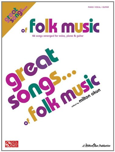 Great Songs of Folk Music: 46 So...