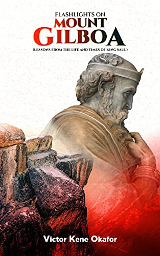 FLASHLIGHTS ON MOUNT GILBOA: (LESSONS FROM THE LIFE AND TIMES OF KING SAUL) (English Edition)