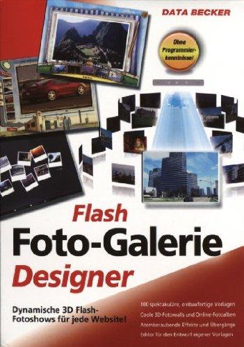 Data Becker Flash Foto-Galerie Designer
