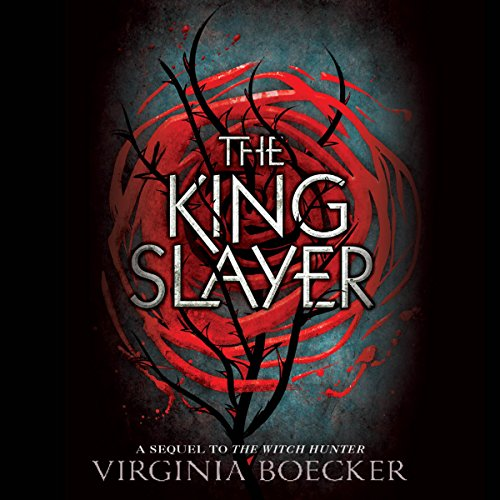 The King Slayer audiobook cover art
