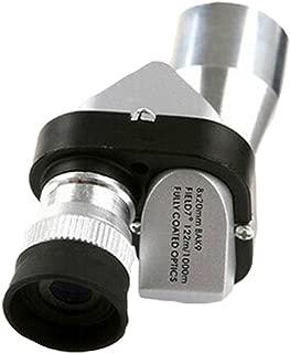 PANDA SUPERSTORE Portable 8 x 20 High Definition Spotting Scope Monocular Telescope