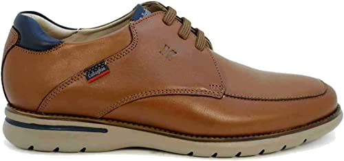 Callaghan 14203 Zapato Hombre Suela adaptación Jacinto marrón Cuero 43 EU