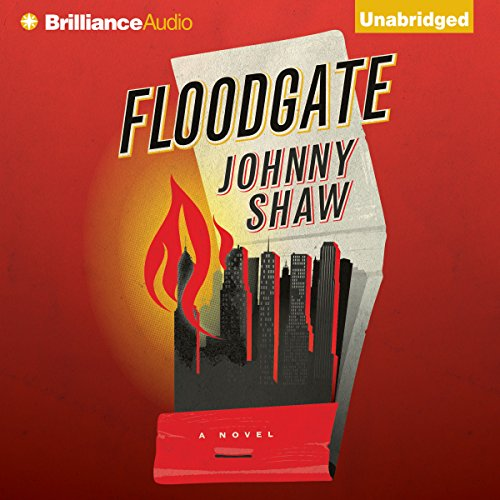Floodgate audiobook cover art