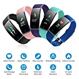 Zoom IMG-1 letsfit fitness tracker hr activity