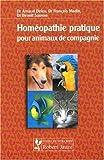 Homéopathie pratique pour animaux de compagnie