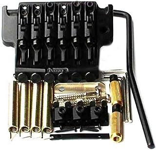 1 unidad con licencia Floyd Rose Negro Guitarra Tremolo Puente Piezas Sistema Nuevo