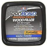 Elmer's Probond Wood Filler, Professional Strength, 8-oz.