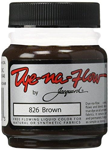 Jacquard Produits Marron – Jacquard Dye-Na-Flow, Acrylique, Multicolore