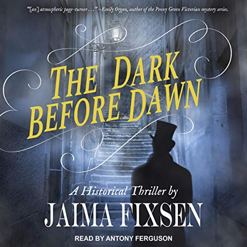 The Dark Before Dawn cover art