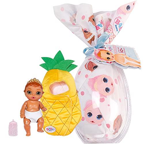 Zapf Creation 904398 BABY born Surprise Babies 1 Stück, Charakter nach Vorrat