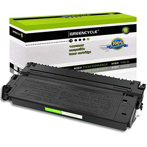 GREENCYCLE Compatible for Canon E40/E30/E31/E16/E20 1491A002AA Toner Cartridge Replacement Used in PC-140 PC-160 PC-420 PC-735 PC-795 PC-920 PC-980 ImageClass FC100 120 228 530 (Black, 1-Pack)