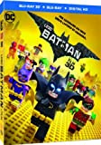 Lego Batman (2Blu-Ray 3D);Lego Batman Movie [Blu-ray]