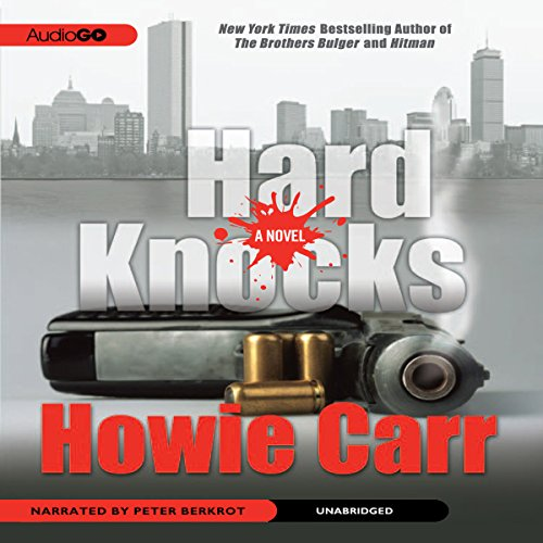 Hard Knocks audiobook cover art