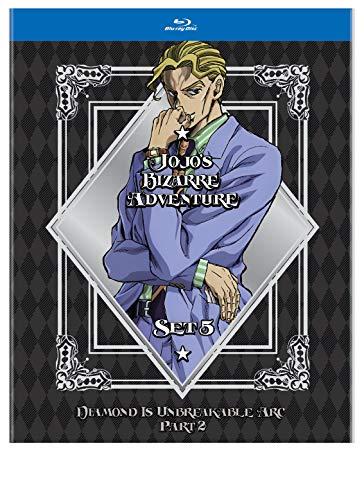 Jojo's Bizarre Adventure Set 5: Diamond Is Unbreakabe Part 2