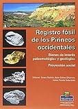 Registro fósil de los Pirineos occidentales.: Bienes de interés paleontológico y geológico....