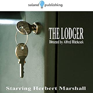 Alfred Hitchcock's The Lodger (Dramatised) cover art