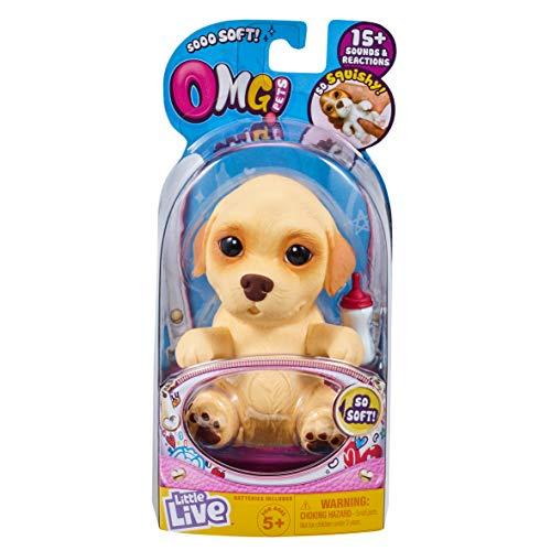 Little Live Pets 28920 OMG Pets LABBIE, NoColour