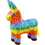 CREATIV 20828 Party Piñata, dimensioni 39x13x55 cm, colori vivaci, 1pc