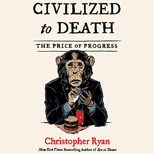 Civilized to Death audiobook cover art
