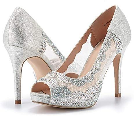 Glass wedding shoes _image0