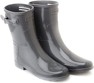 Women Original Refined Short Gloss Rain Boot