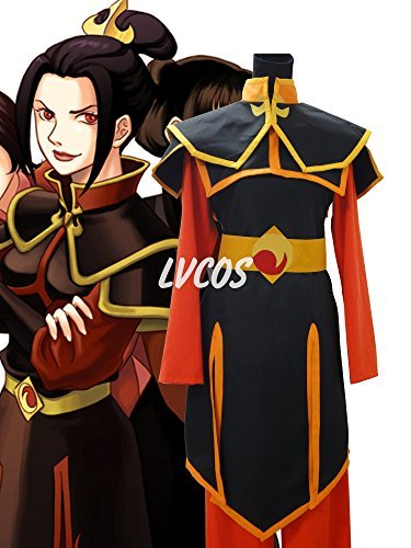 Azula Costume avatar the last airbender Cosplay