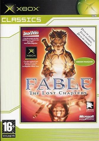 Fable Lost Chapters - Best of Classics [Xbox] [Importado de Francia]