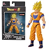 Dragon Ball Super - Figura de acción Deluxe (GOKU SUPER SAIYAN)...