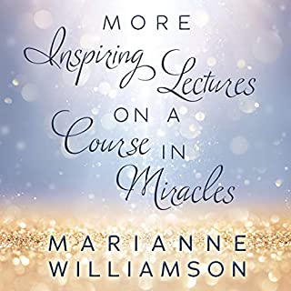 Marianne Williamson audiobook cover art