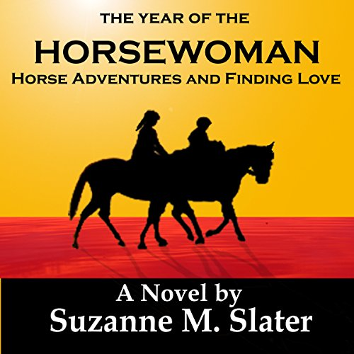 The Year of the Horsewoman audiobook cover art