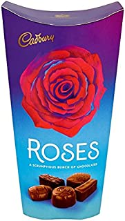 Cadbury Roses Chocolate Carton 321G