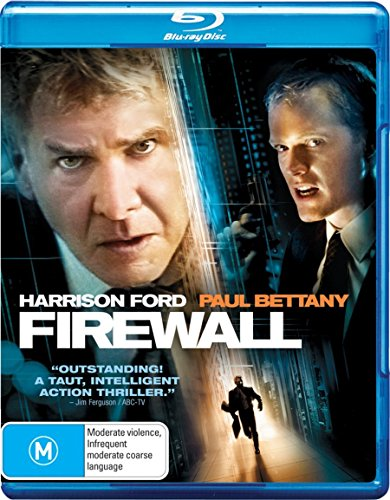 Firewall [Blu-ray] [UK Import]
