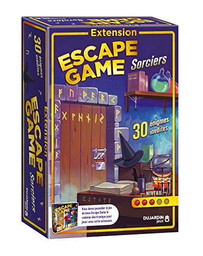 Dujardin Jeux - Escape Game L'Extension Sorciers