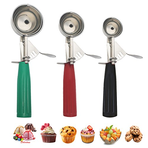 Cookie Scoop Set, Ice Cream Scoop Set
