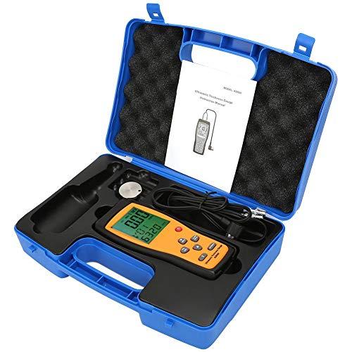 1,0-300,0 mm Intelligenter digitaler Dickentester, Ultraschall-Dickenmessgerät, Schallgeschwindigkeitsmessgerät zur...