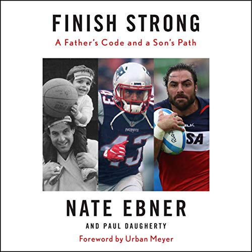 Finish Strong  By  cover art