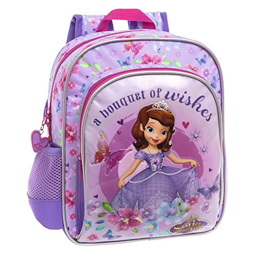 Disney 24121A1 Sofia Wishes Kinder-Rucksack, Lila