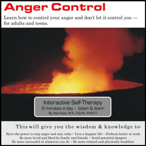 Anger Control audiobook cover art