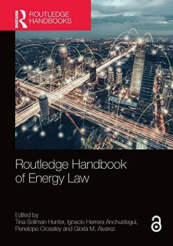 Routledge Handbook of Energy Law (English Edition)